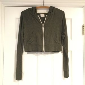 Urban Outfitters Crop Jacket